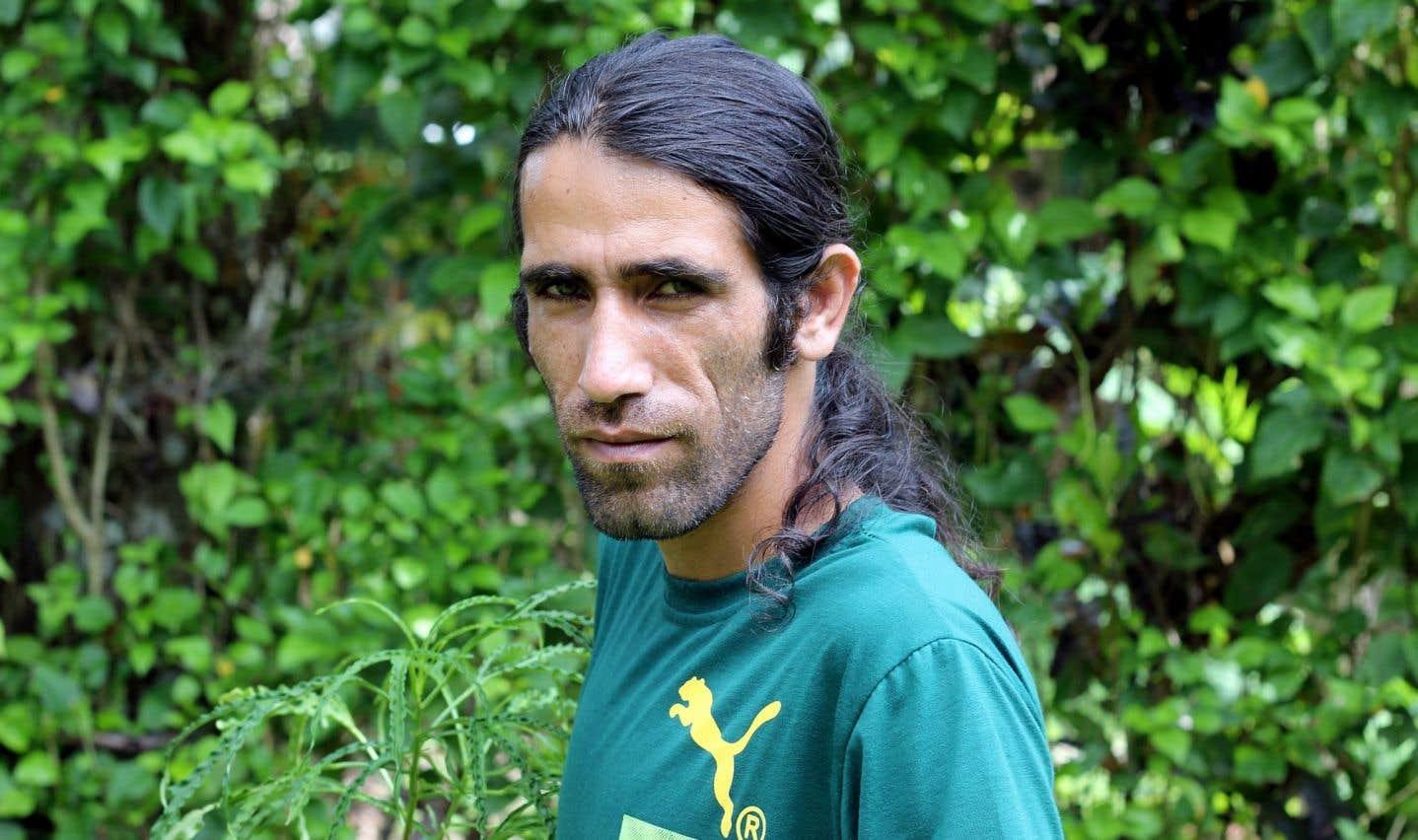 Le journaliste et réalisateur Behrouz Boochani