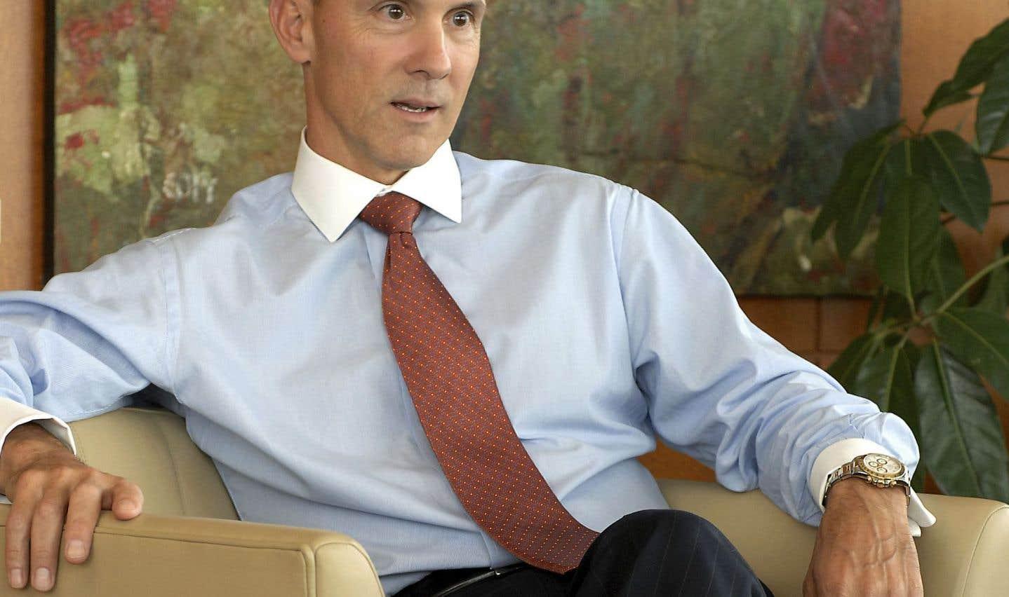 Le p.-d.g. de l'agence de crédit américaine Equifax, Richard Smith