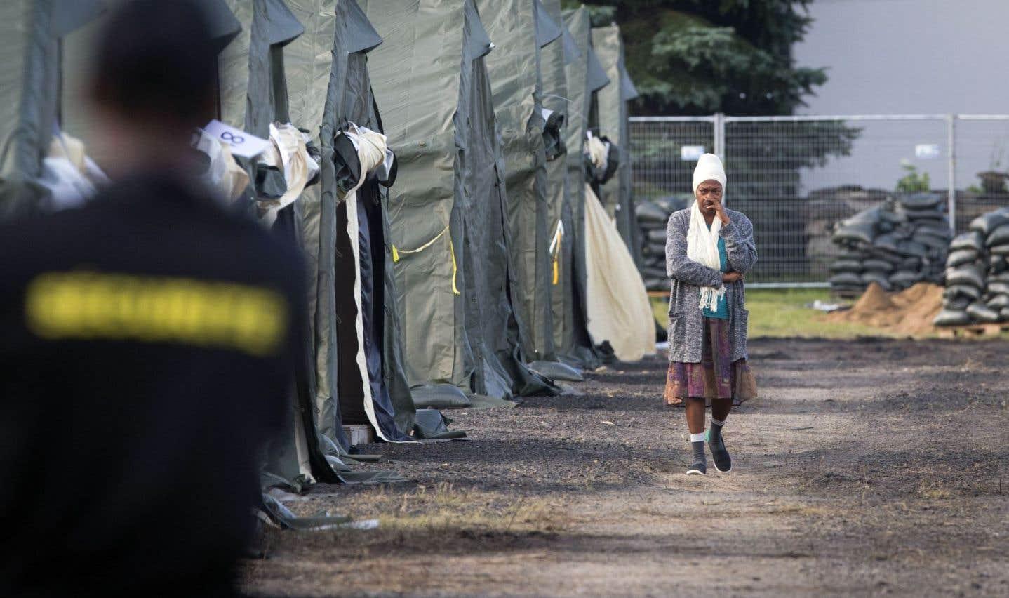 Depuis janvier, 32000 personnes ont demandé l'asile au Canada.