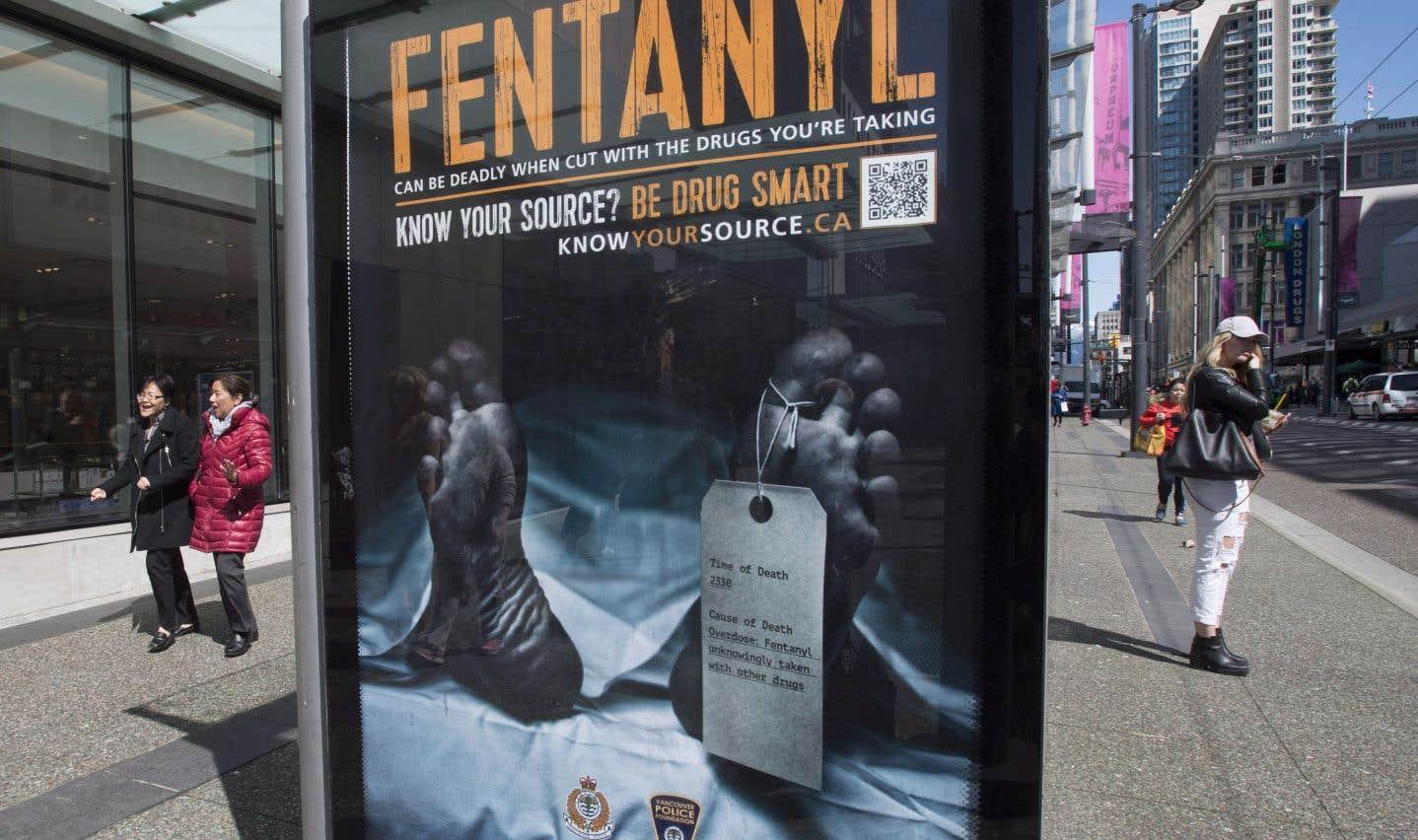 Opioïdes: une crise à deux vitesses