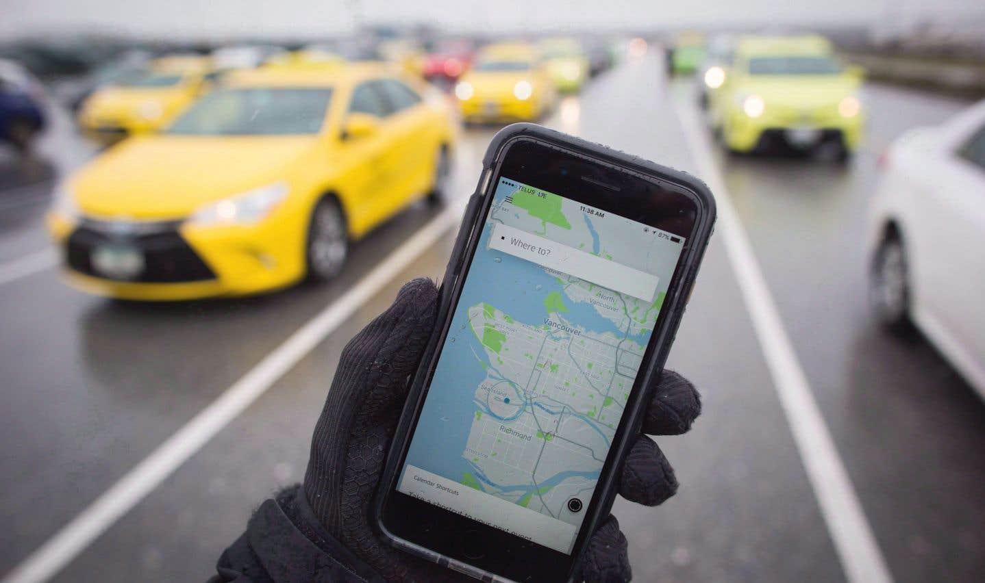 Uber pourrait quitter le Québec. Et après?