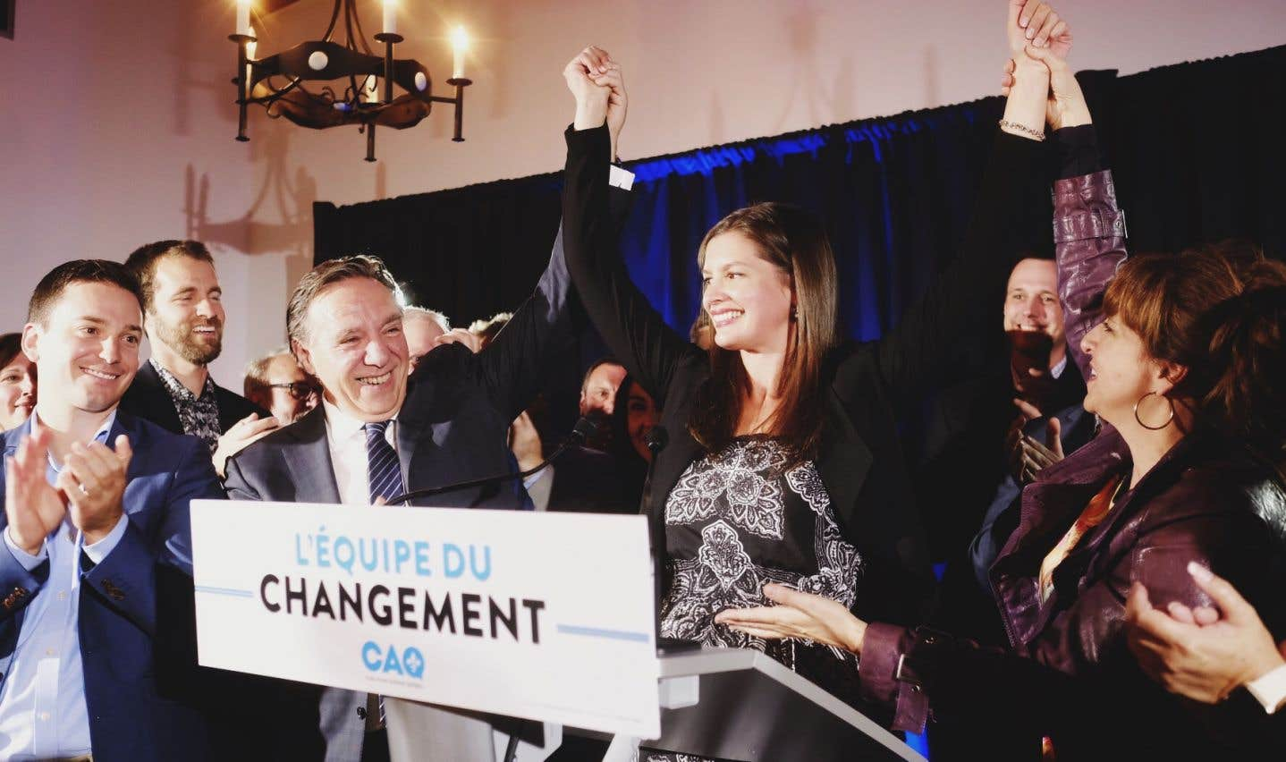 Élection partielle: la CAQ arrache Louis-Hébert au PLQ
