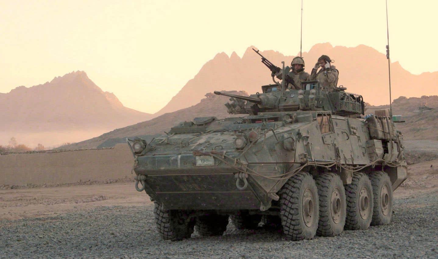 Blindés vendus à l'Arabie saoudite: Turp revient à la charge