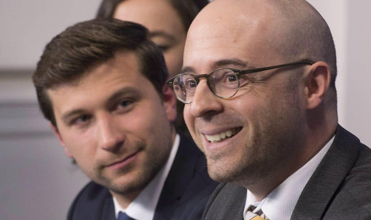 Fiançailles entre Option nationale et Québec solidaire