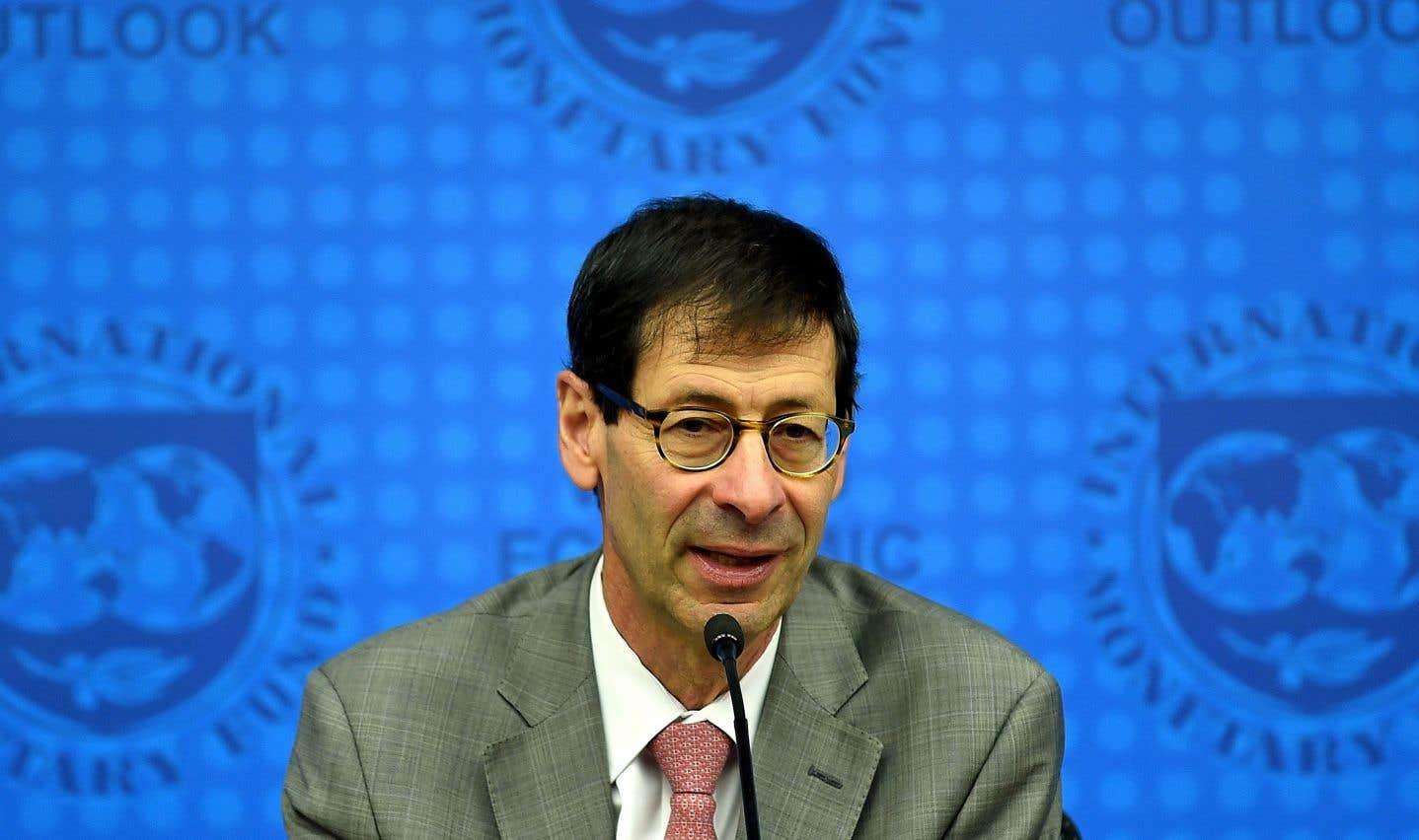 «Ces évolutions positives donnent des raisons d'être plus confiants, mais ni les politiques ni les marchés ne doivent s'en contenter», a prévenu le chef économiste du FMI, Maurice Obstfeld.