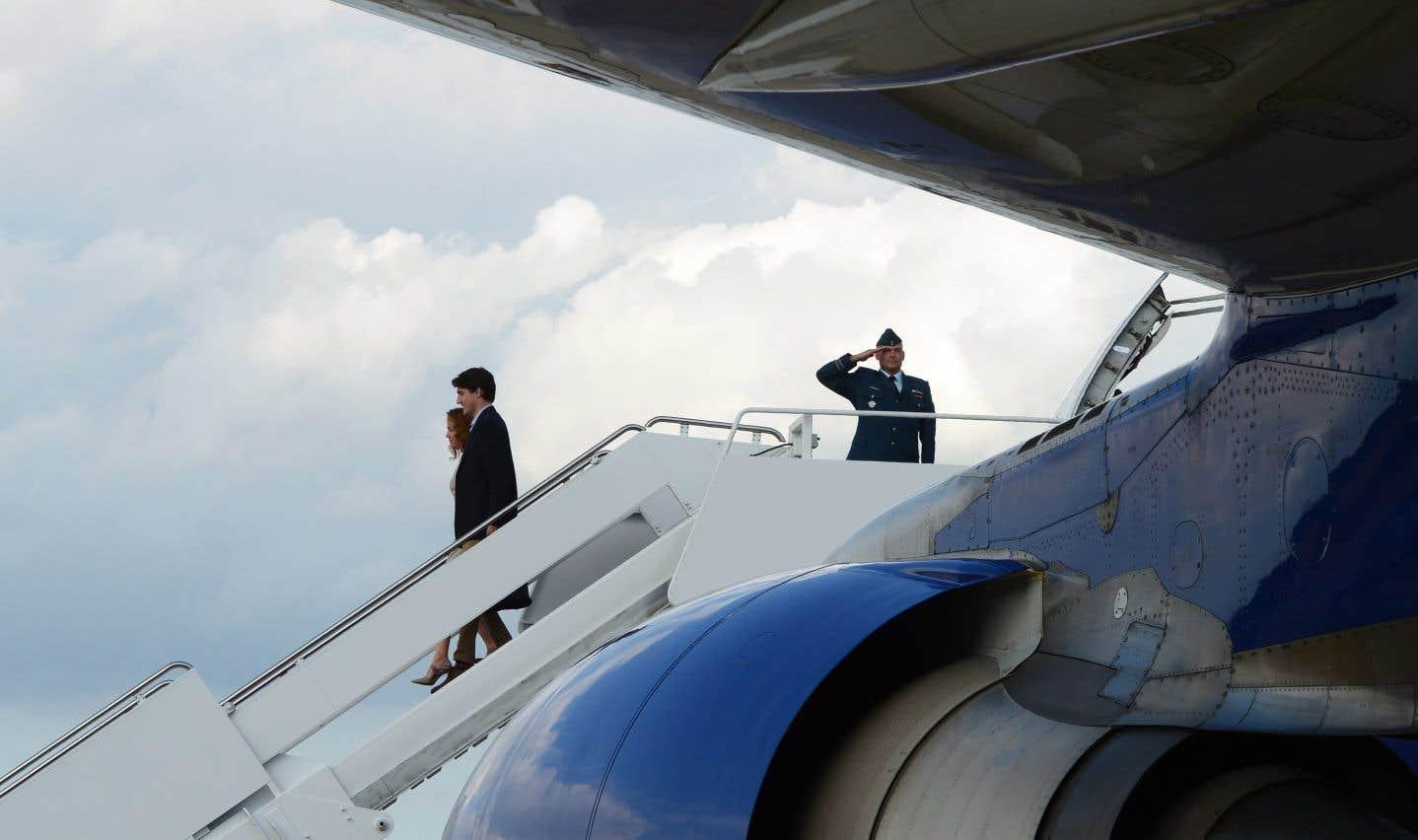 Trudeau débarque à Washington où l'incertitude plane