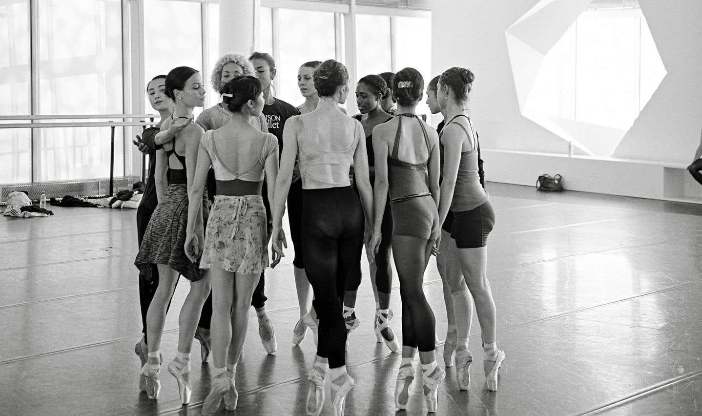 De nouvelles orientations pour les Grands Ballets canadiens