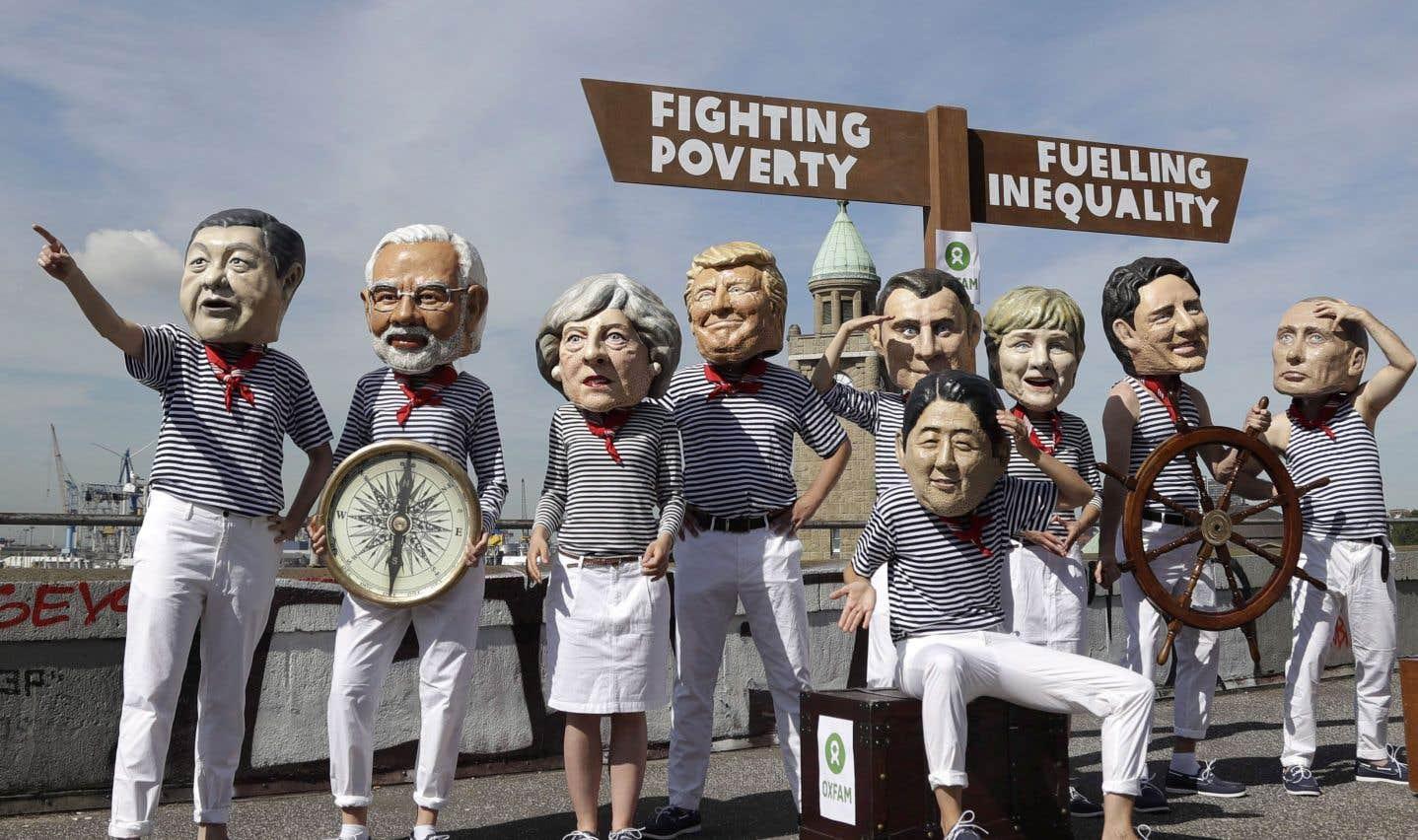 On devrait augmenter les impôts des plus riches, estime le FMI