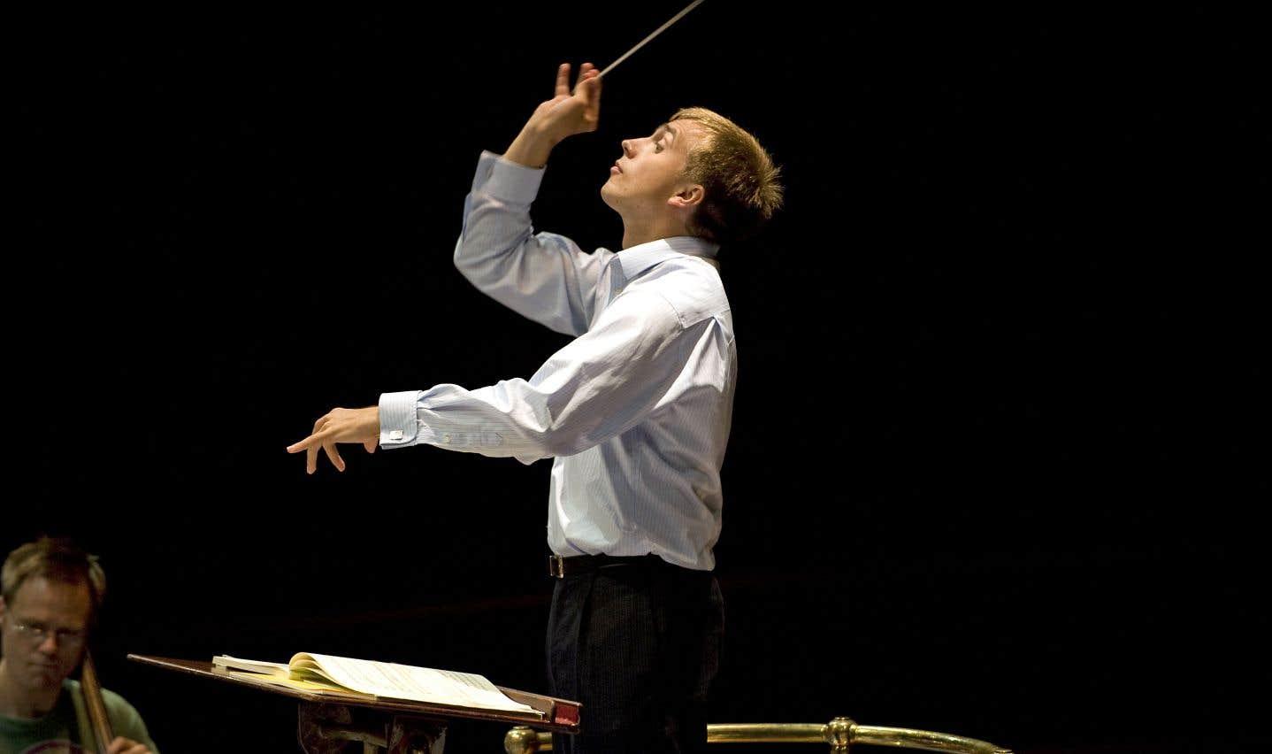 Le chef d'orchestre Vasily Petrenko