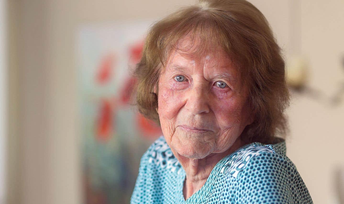 Aujourd'hui âgée de 92 ans, Rita Hardy était à l'avant-garde quand elle a commencé, à 60 ans, un baccalauréat pour lancer sa propre entreprise.