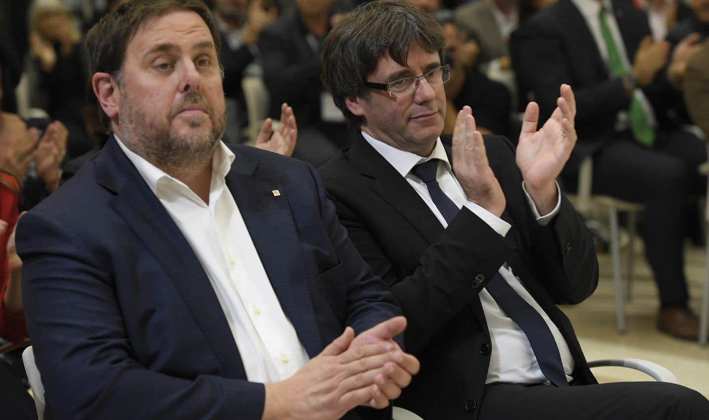 Le dialogue peut uniquement porter sur l'indépendance, avertit l'exécutif catalan