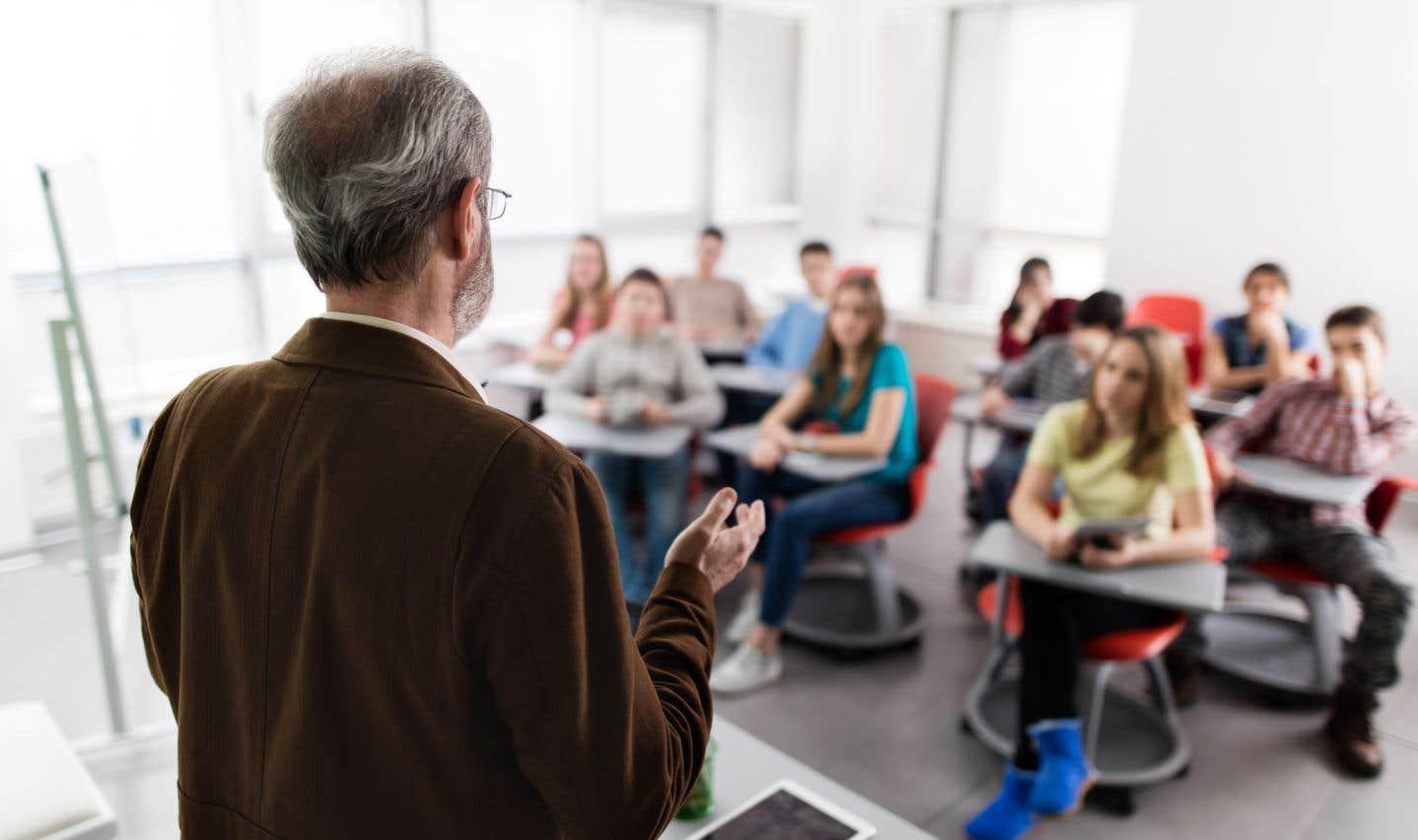 L'école au service de la classe financière