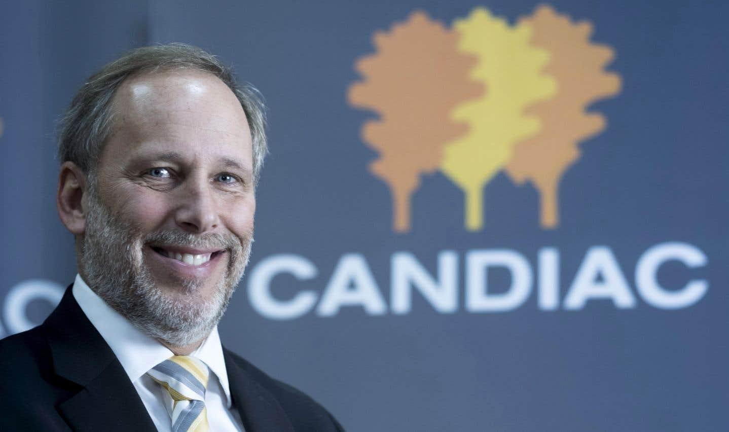 Le maire de Candiac, Normand Dyotte, de même que les huit conseillers de la Ville ont été élus par acclamation.