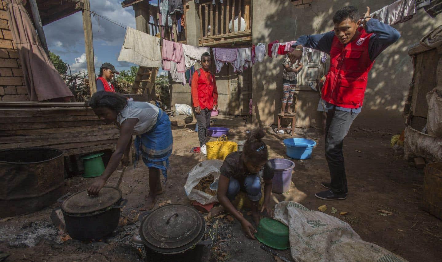 Madagascar recense chaque année environ 400 cas de peste, soit la moitié du total mondial, selon un rapport publié par l'OMS en 2016.