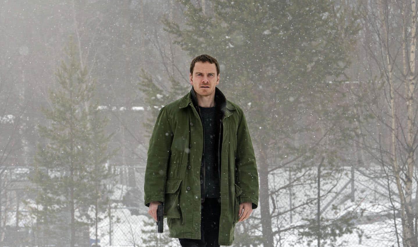 «Le bonhomme de neige» – Neige noire
