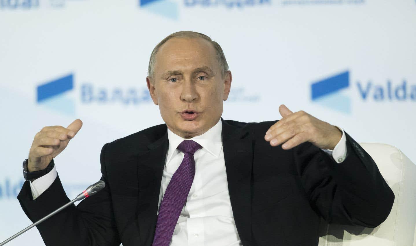La Russie accuse les Américains de faire pression pour l'exclure des JO