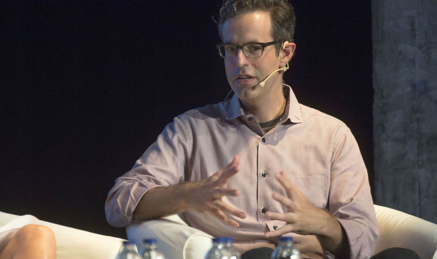 Renaud Legoux espère que le milieu du spectacle développe une «culture de la donnée».