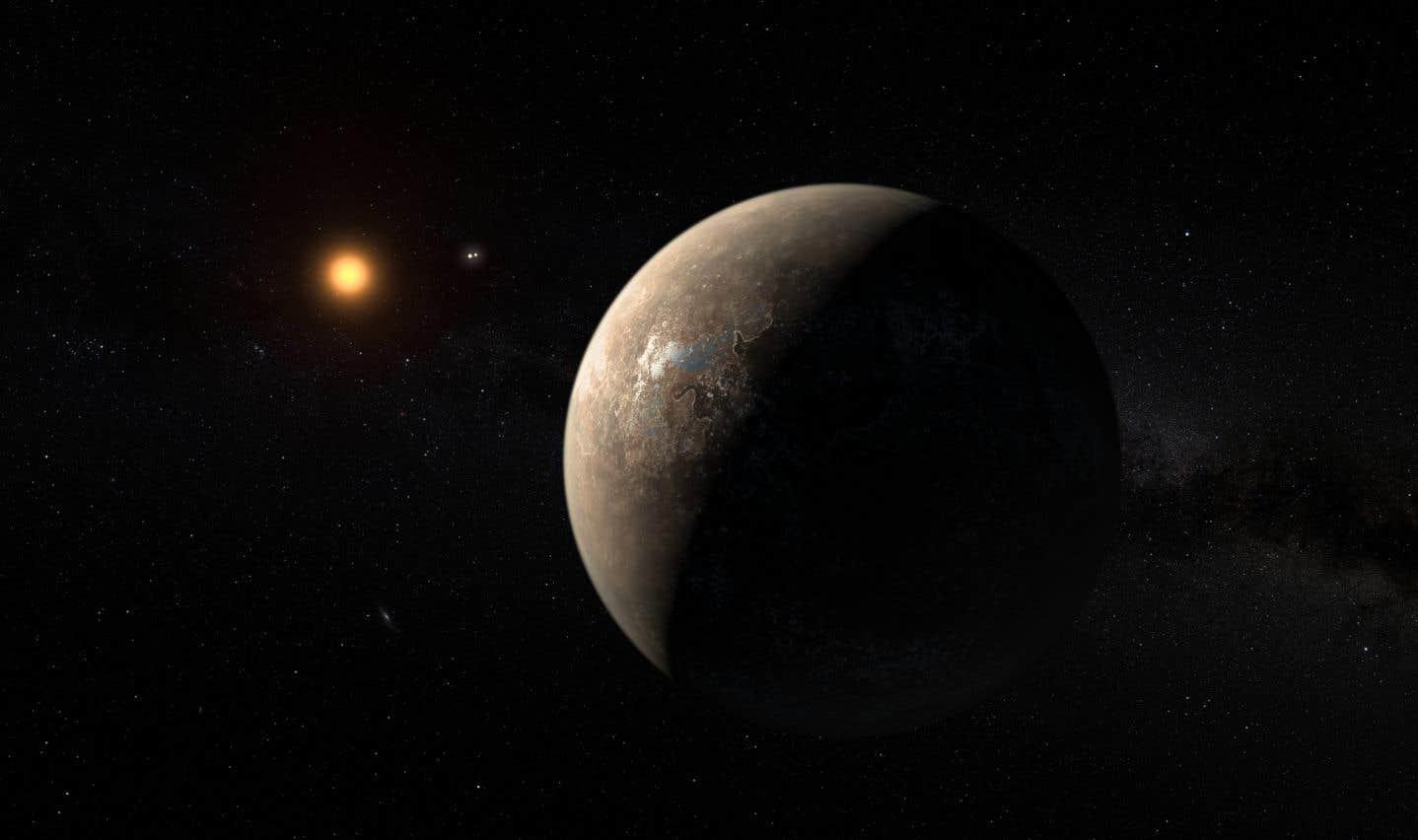 En août 2016, des chercheurs européens ont annoncé la découverte d'une exoplanète de la taille de la Terre qui se trouve dans la zone habitable de la naine rouge Proxima Centauri.