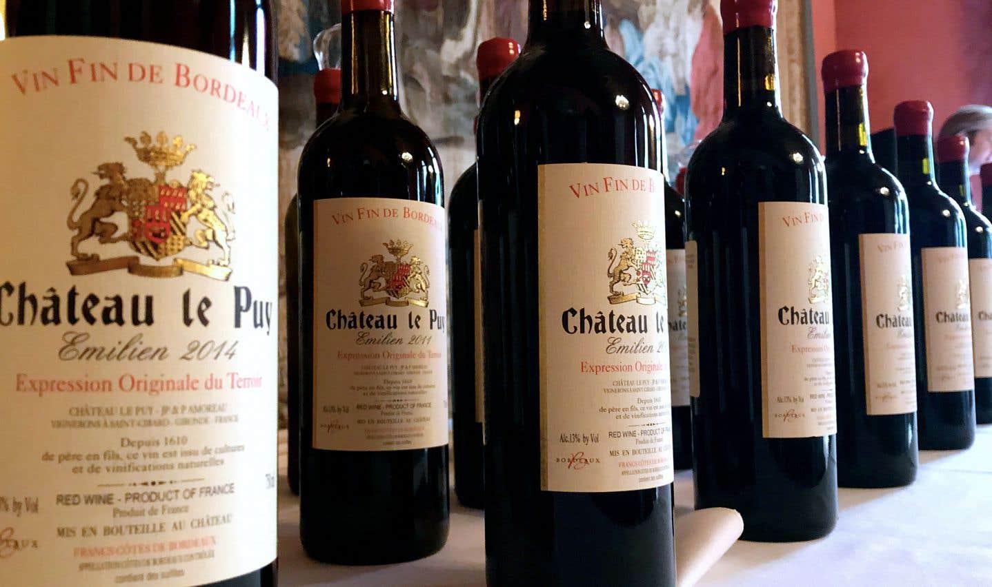 Quand le passé nourrit l'avenir au Château le Puy