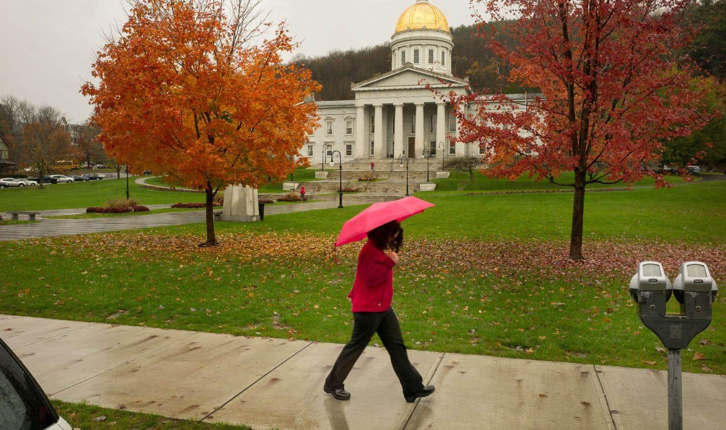 Un an après l'élection, les trumpistes se font discrets au Vermont