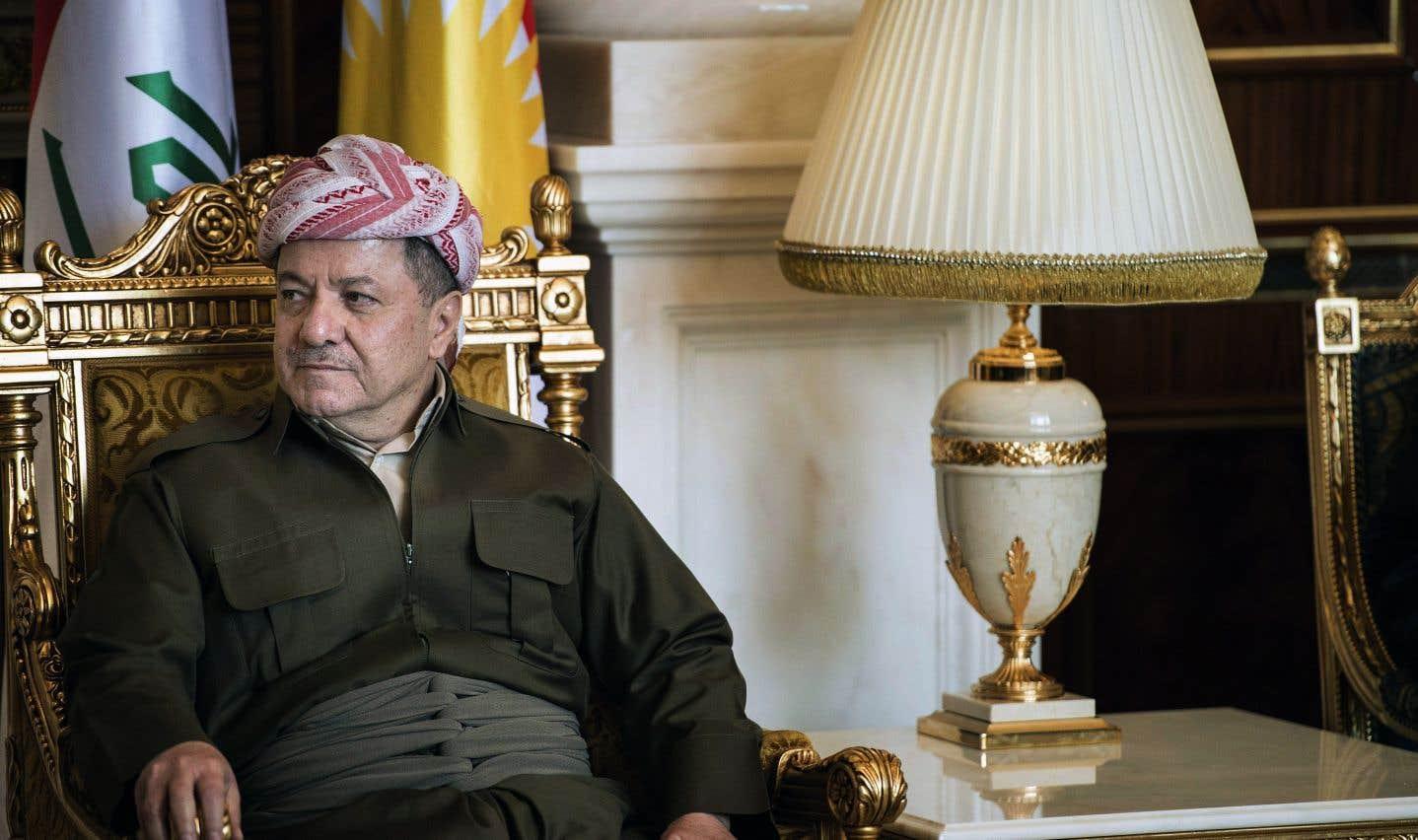 Après un rendez-vous raté avec l'indépendance, le président Barzani quitte le pouvoir