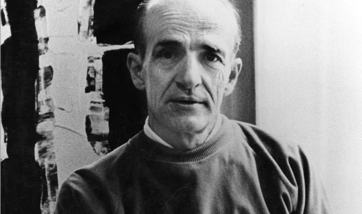 Noël Lajoie était un grand ami de Paul-Émile Borduas (en photo)