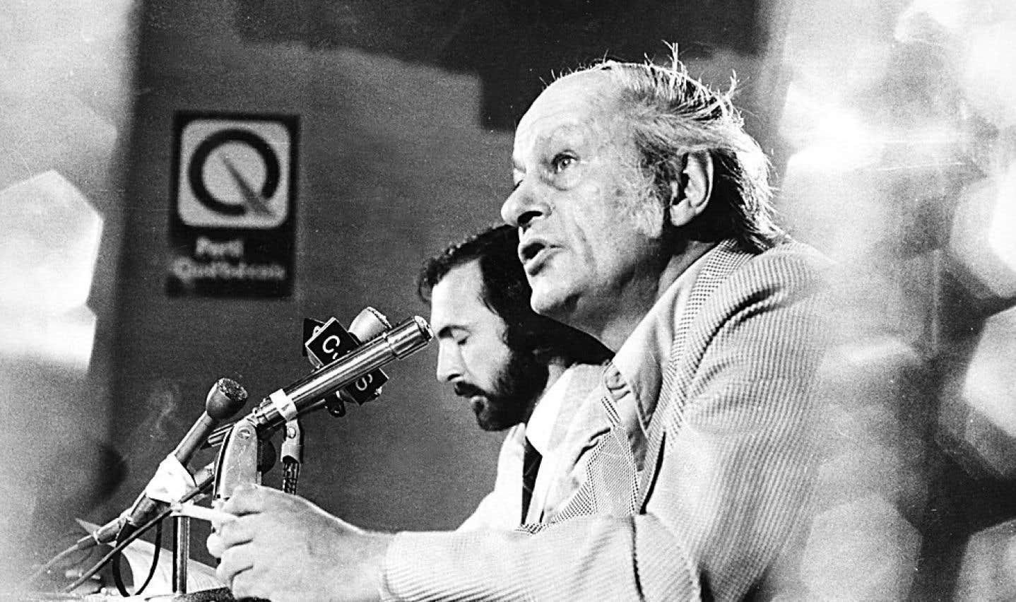 Le legs le plus important de René Lévesque a sans aucun doute été la création du Parti québécois, mais surtout de dire aux Québécois qu'ils avaient le droit de décider de leur avenir.