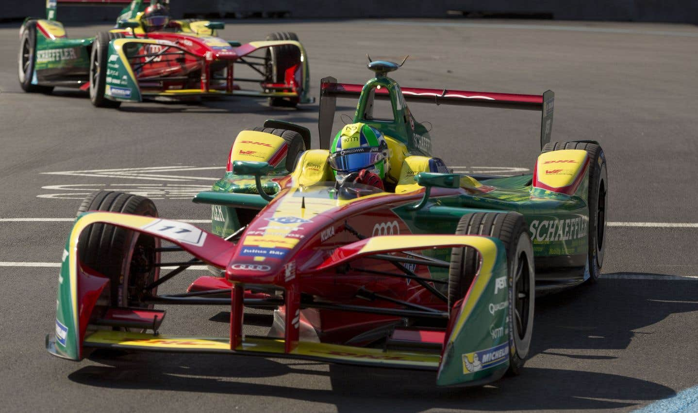 Au moins 20000 billets ont été donnés lors de la course de Formule E