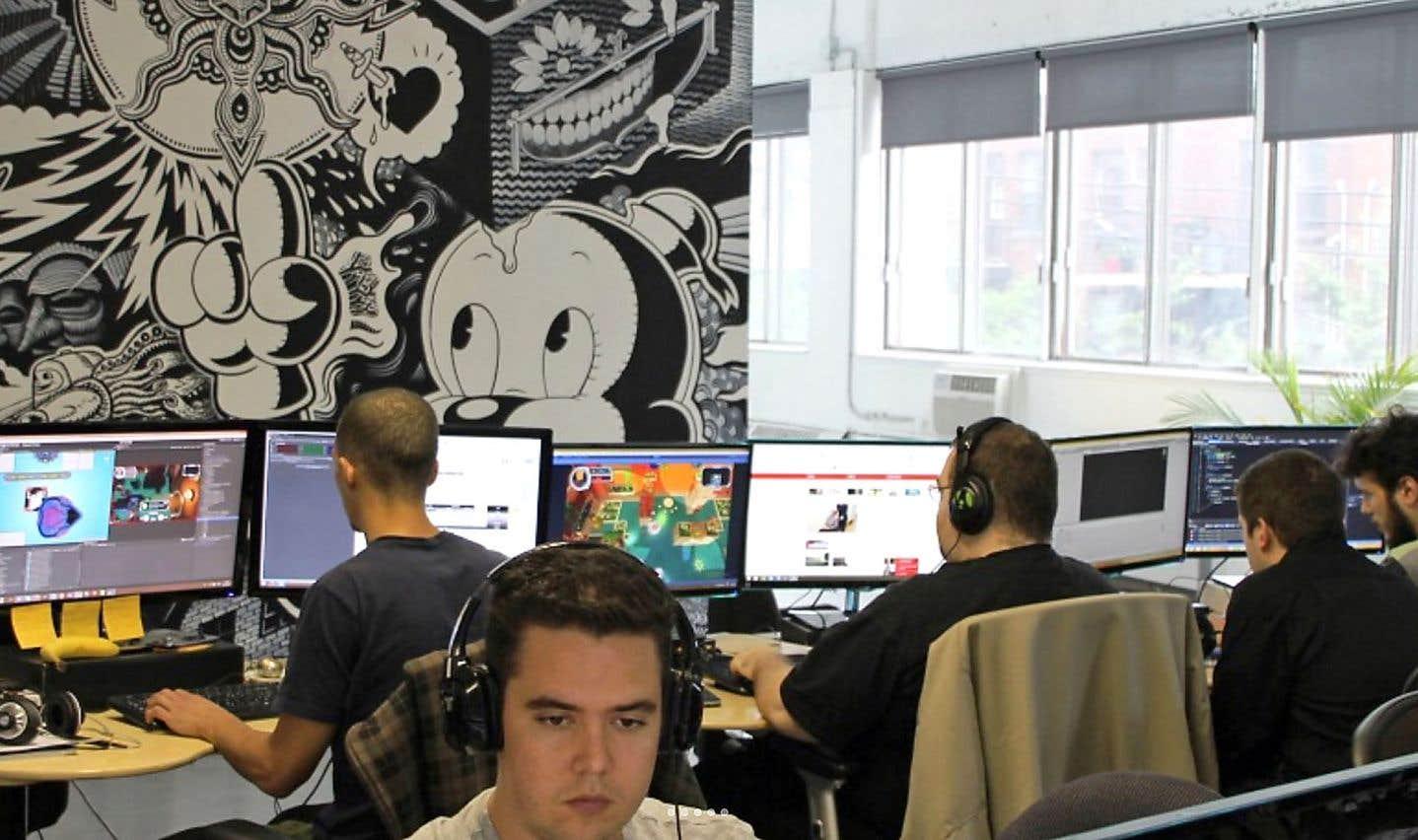 Le sort de l'ALENA inquiète l'industrie canadienne du jeu vidéo