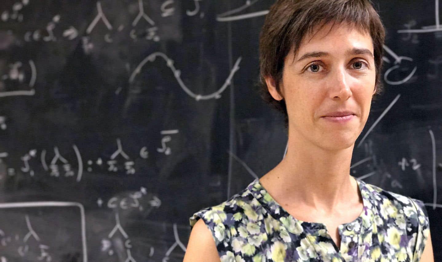 La directrice du laboratoire d'intelligence artificielle de Facebook à Montréal, Joëlle Pineau