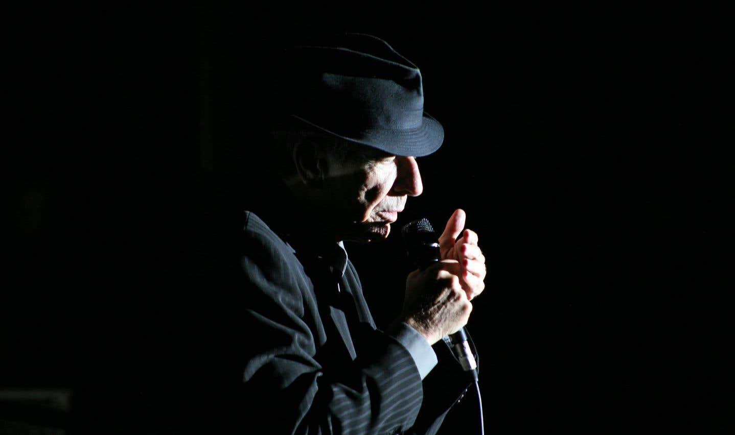 Leonard Cohen, la muse
