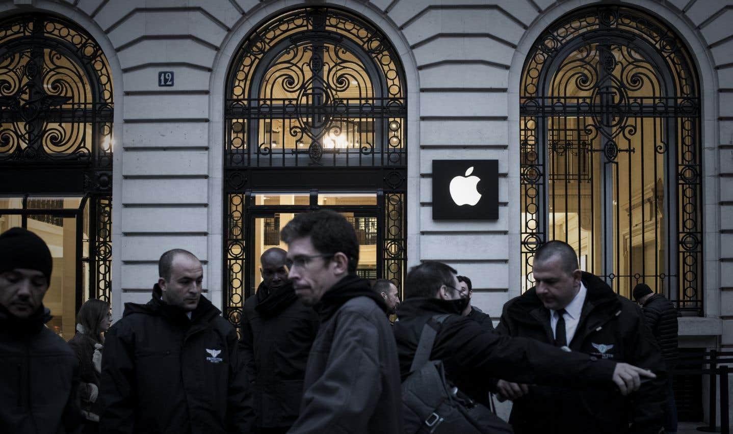 Apple aurait utilisé le paradis fiscal de Jersey pour continuer à ne payer pas ou très peu d'impôts.