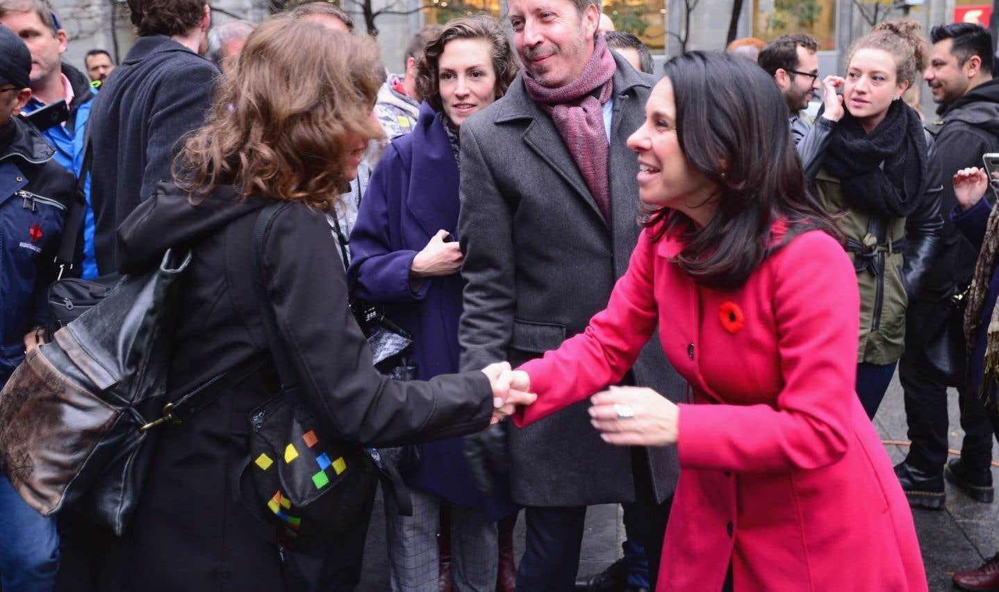 Pour la première fois, il y a plus d'élues que d'élus à Montréal