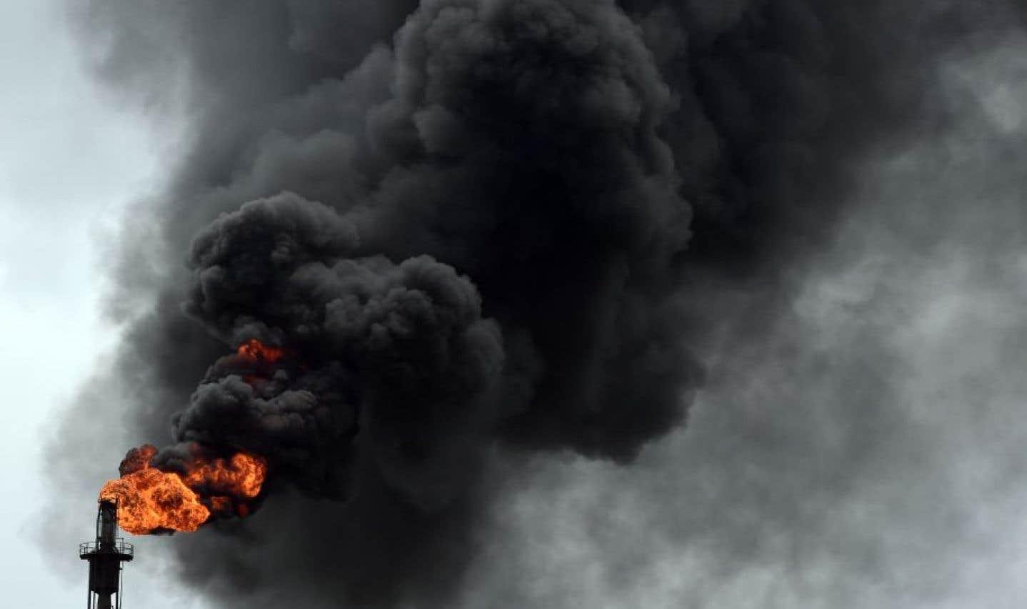 COP23: les émissions de CO2 en hausse après 3 ans de stabilité