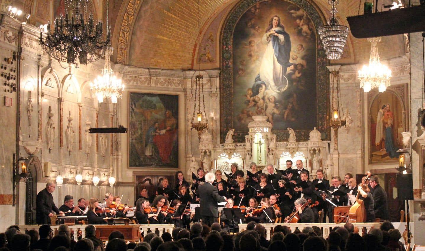 L'Ensemble Da Capo clôturera les Choralies avec son concert «L'esprit incarné».
