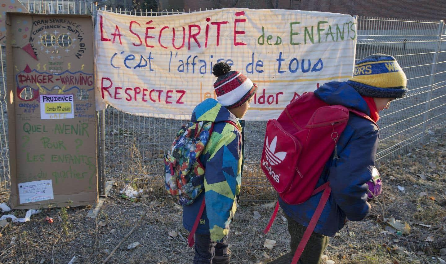 L'ouverture d'un site d'injection à Montréal inquiète des parents d'écoliers