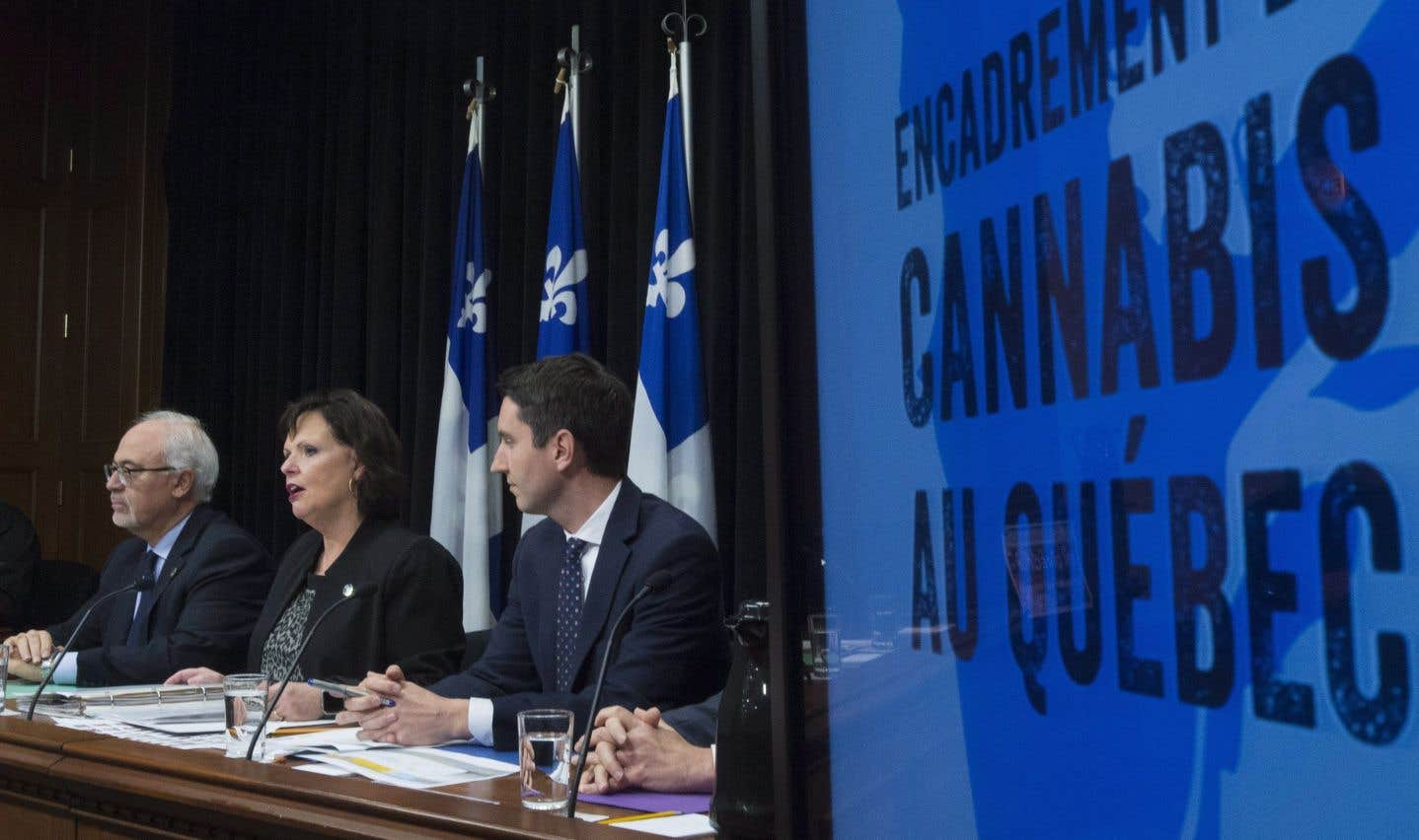 Québec crée une «SAQ du cannabis»