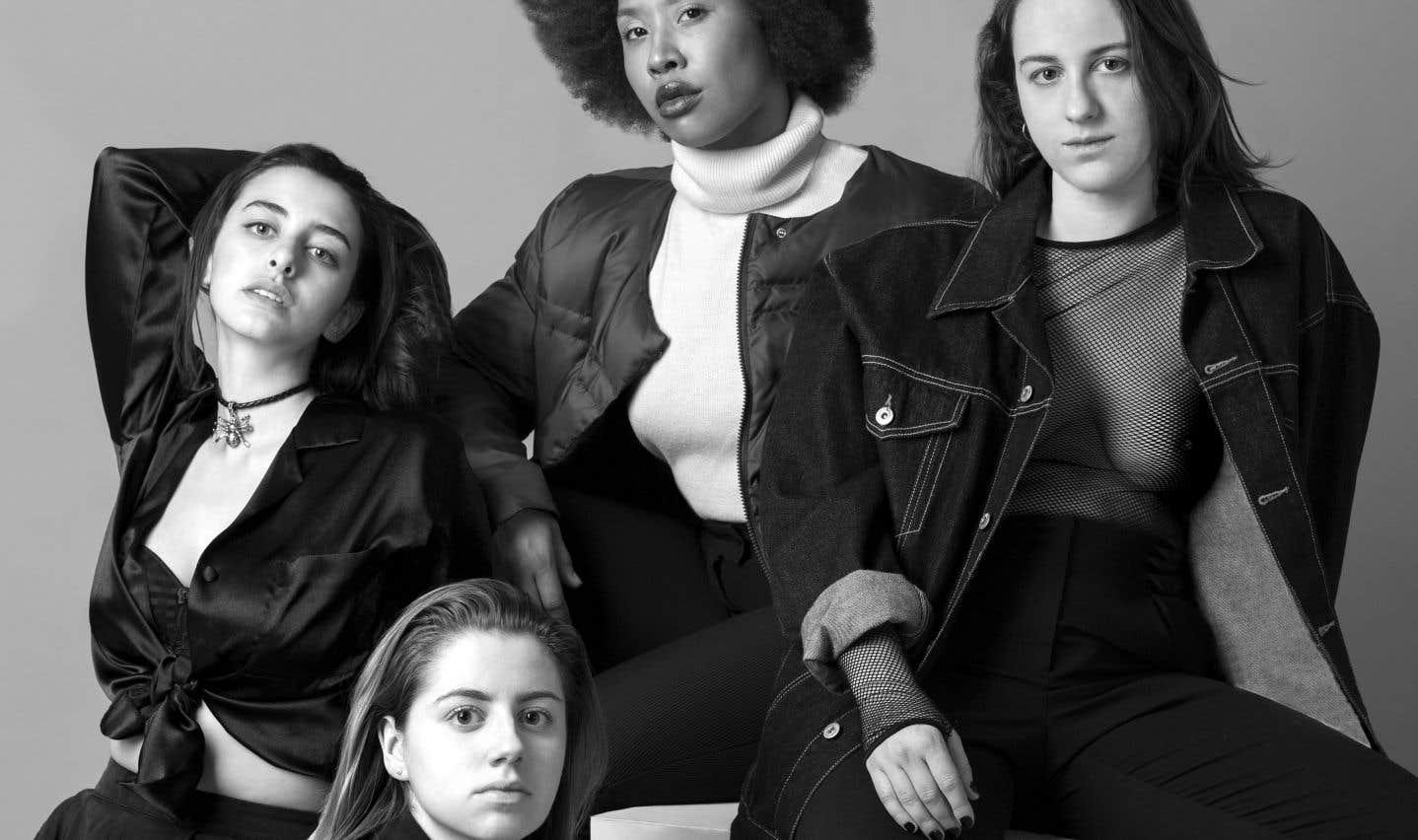 Rimes féminines: Bad Nylon s'affirme avec sa chanson Rappa