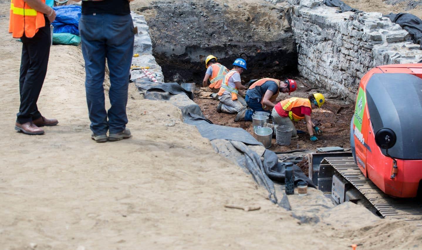 Grogne au sujet du transfert de 25millions d'artefacts historiques à Ottawa