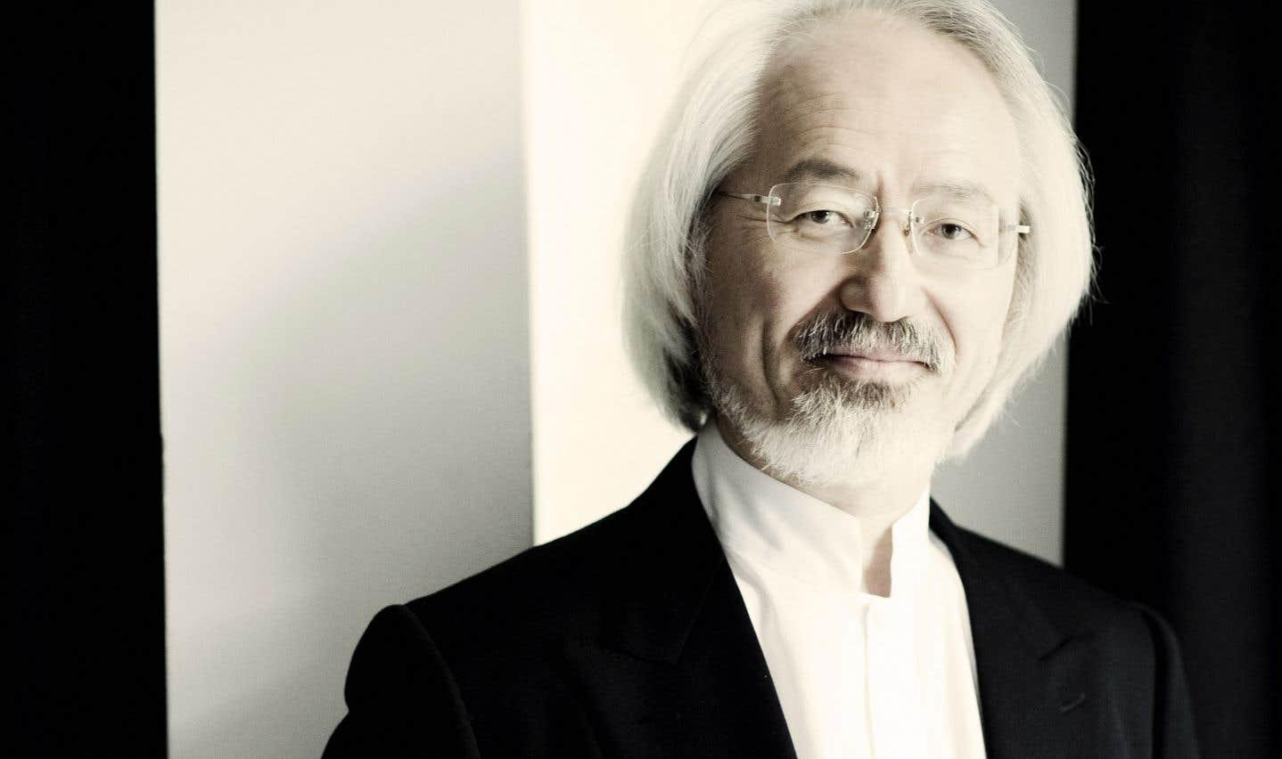 Masaaki Suzuki, fontaine de musique