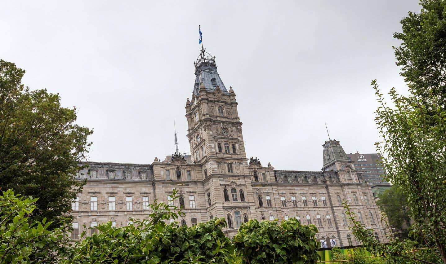 Depuis la crise financière de 2008, la croissance des revenus de l'État est demeurée plutôt stable, montrent les chiffres de Québec.