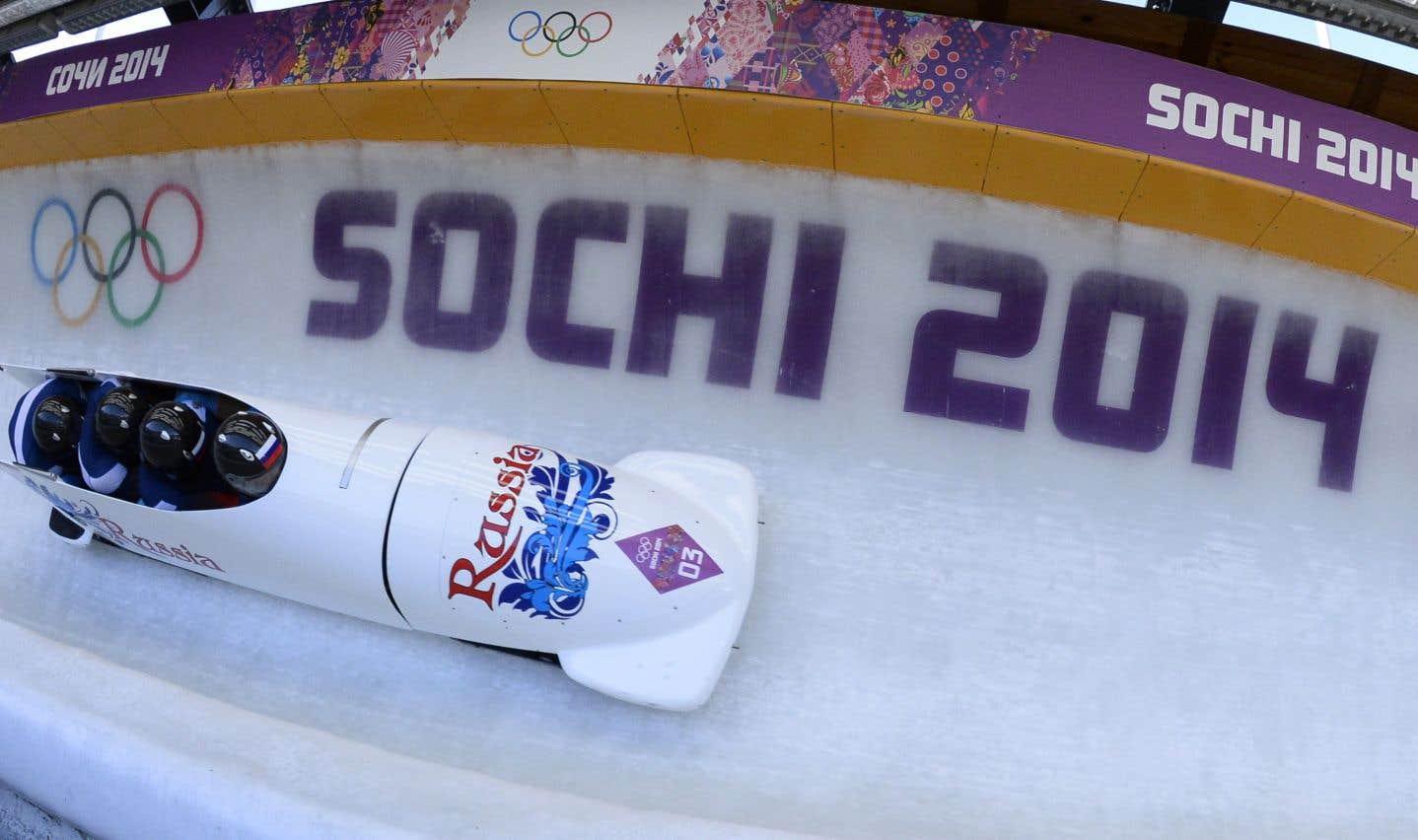 Cinq autres athlètes russes sanctionnés pour dopage par le CIO