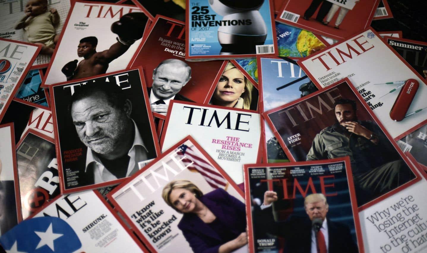 Meredith Corp., qui publie surtout des magazines d'art de vivre et gastronomiques, a annoncé dimanche avoir mis la main pour 2,8milliards de dollars sur le groupe Time Inc.