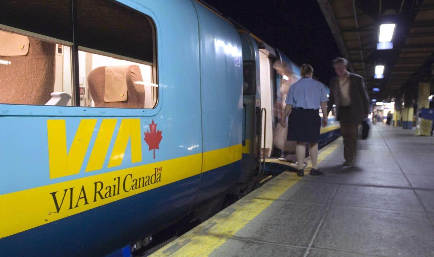 Liaison Québec-Montréal: le train à grande fréquence ne séduit pas Québec