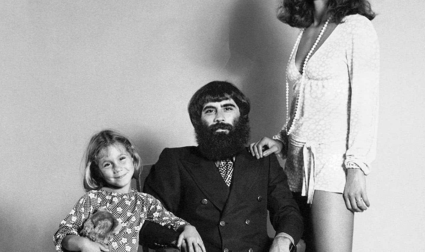 Les Cozic: Nadja, Yvon et Monic