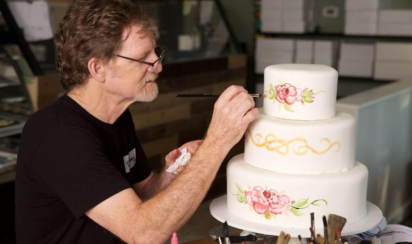 États-Unis: peut-on refuser un gâteau «artistique» à un couple gai?