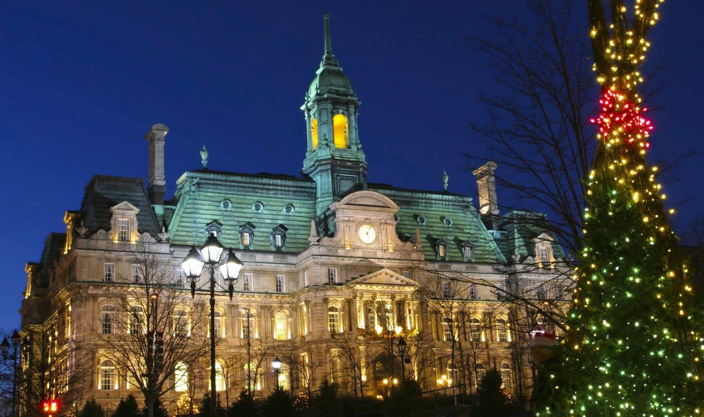 L'administration Plante gèlera les salaires des élus montréalais en 2018