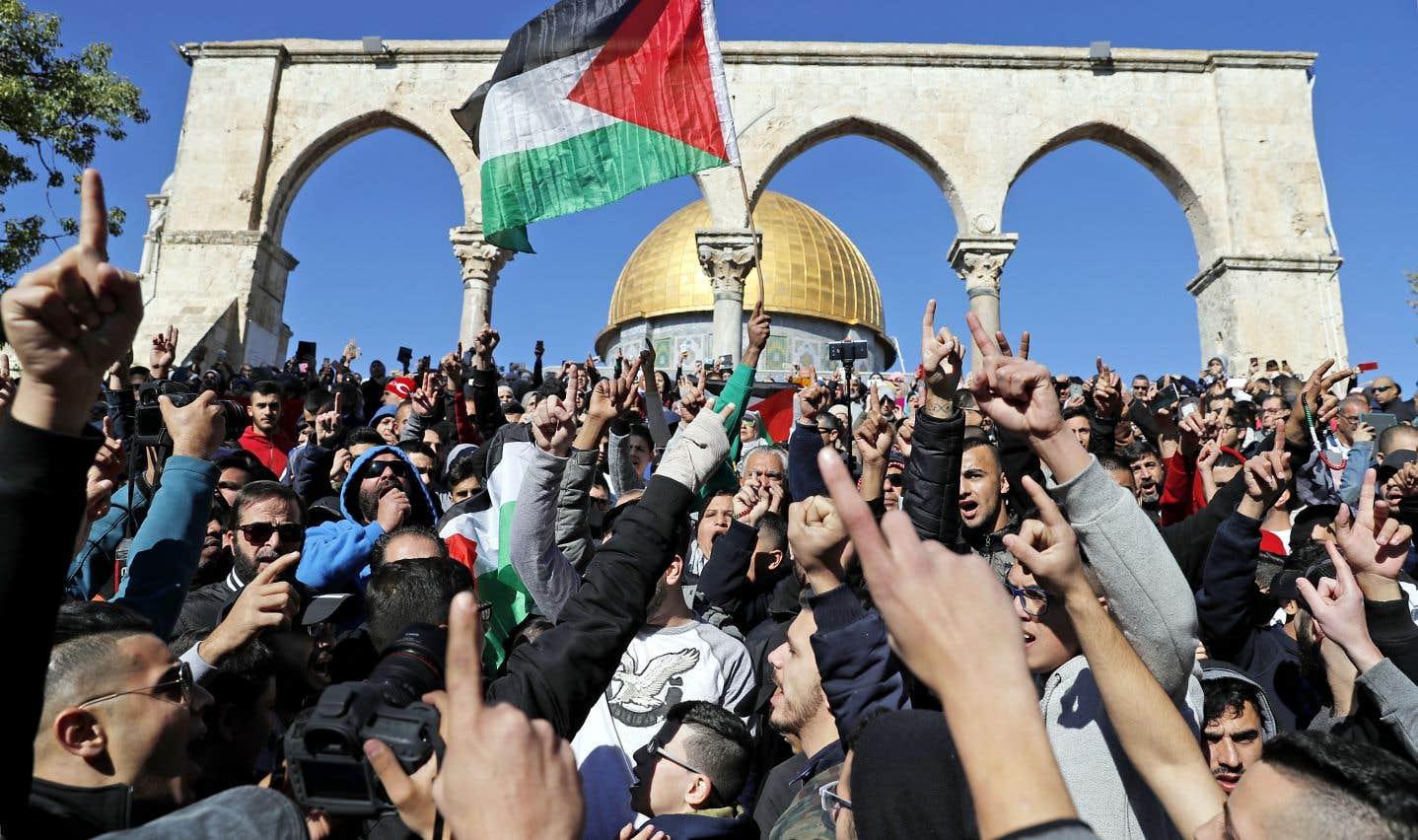 Pourquoi Jérusalem cristallise-t-elle les tensions?