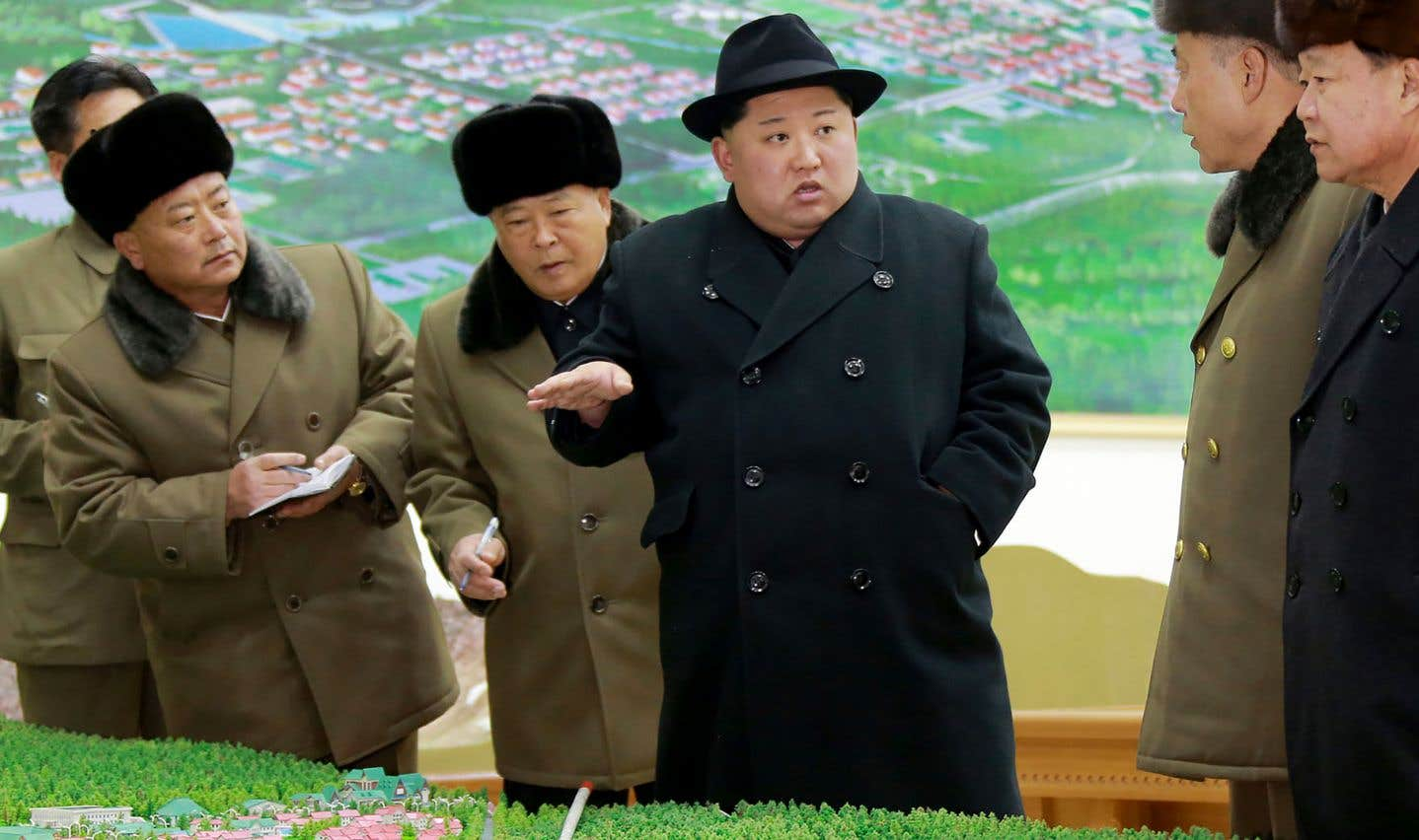 Pyongyang accuse Washington de «chantage»
