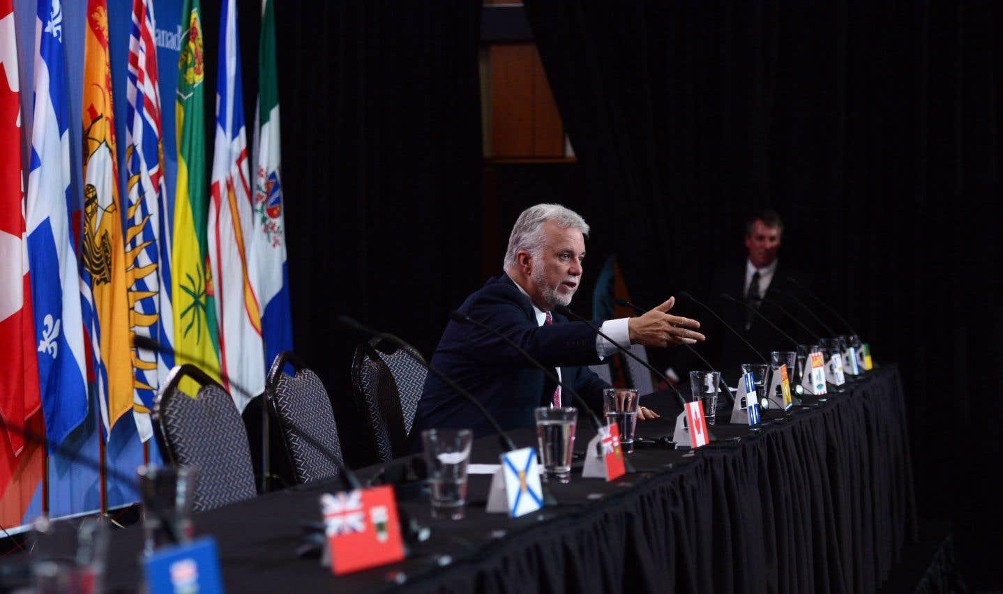 La conférence Confederation of Tomorrow 2.0. rassemblera plusieurs politiciens et intellectuels issus des milieux tant universitaires que de la société civile, dont le premier ministre du Québec, Philippe Couillard.